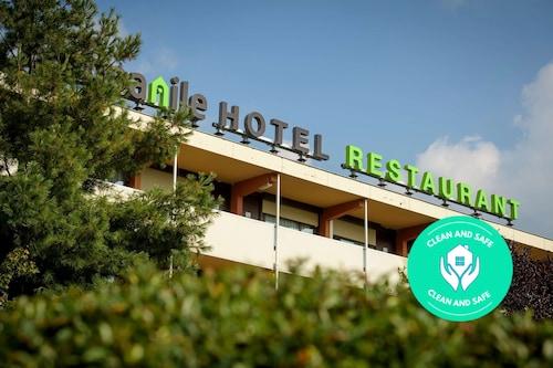 Gouda - Campanile Hotel Gouda - z Poznania, 5 kwietnia 2021, 3 noce