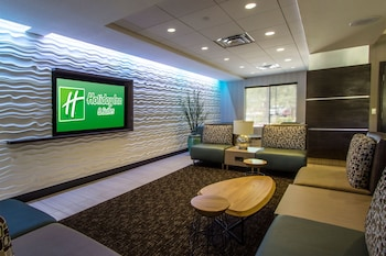 Lobby at Holiday Inn Hotel & Suites Scottsdale North - Airpark in Scottsdale