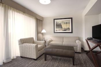 Suite, 2 Bedrooms, Balcony