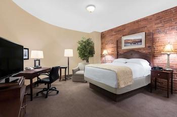 Room, 1 Queen Bed, Non Smoking, Refrigerator & Microwave