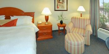 Guestroom at Hilton Garden Inn Las Vegas Strip South in Las Vegas