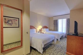 Two queen junior suite