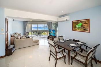 Royal Suite, 2 Bedrooms, Sea View