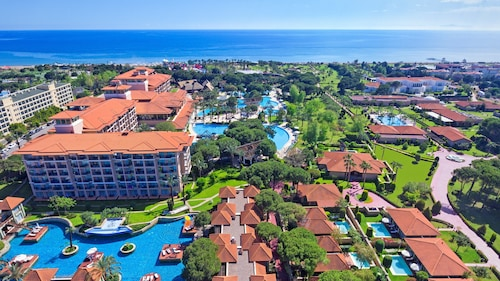 Antalya - IC Hotels Green Palace - z Katowic, 28 kwietnia 2021, 3 noce