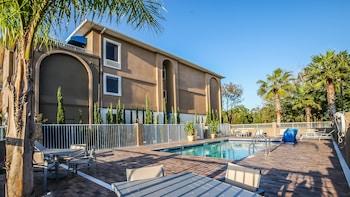 戴通納海灘史皮德威假日快捷飯店 Holiday Inn Express Daytona Beach - Speedway, an IHG Hotel