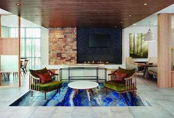 馬歇爾費爾菲爾德萬豪套房飯店 Fairfield Inn & Suites by Marriott Marshall