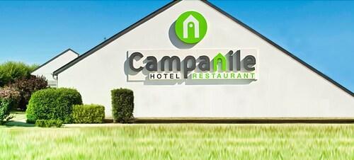 . Hotel Campanile Cherbourg - La Glacerie