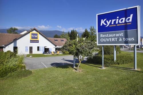 Kyriad Geneve - Saint-Genis-Pouilly, Ain