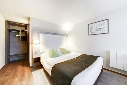 . Brit Hotel Confort Nancy Lunéville, Rehainviller