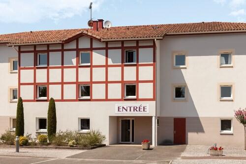 . The Originals City, Hôtel Les Bruyères, Dax Nord (Inter-Hotel)