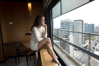 Double Room, City View (FREE CITY WIFI)
