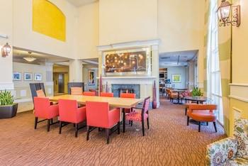 Lobby Lounge at Hilton Garden Inn San Diego - Rancho Bernardo in San Diego