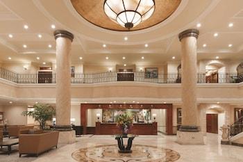 洛杉磯聖蓋博希爾頓飯店 Hilton Los Angeles/San Gabriel