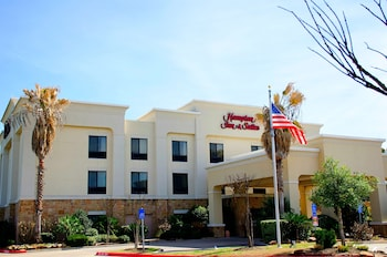 大學城歡朋套房飯店 Hampton Inn and Suites College Station