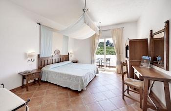 Classic Double Room, Balcony, Garden View