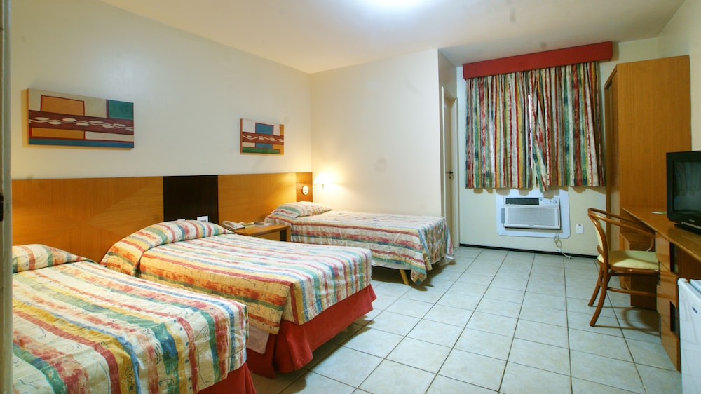 아쿠아빌 리조트(Aquaville Resort) Hotel Image 3 - Guestroom