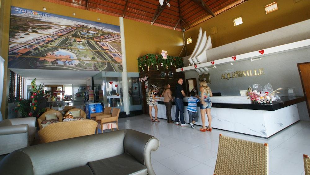 아쿠아빌 리조트(Aquaville Resort) Hotel Image 34 - Interior Entrance
