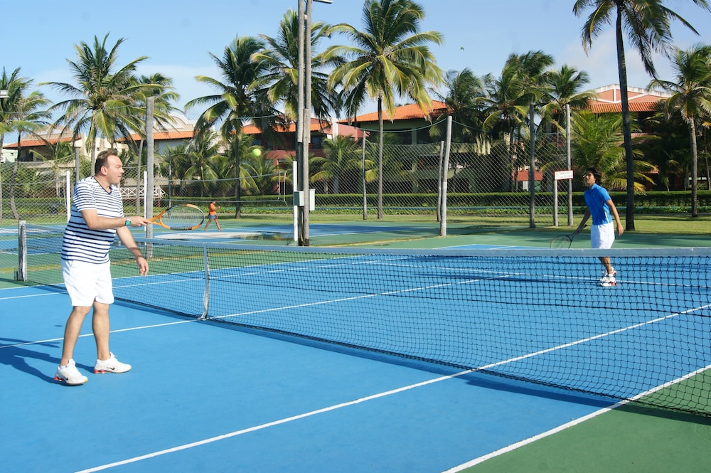 아쿠아빌 리조트(Aquaville Resort) Hotel Image 67 - Tennis Court