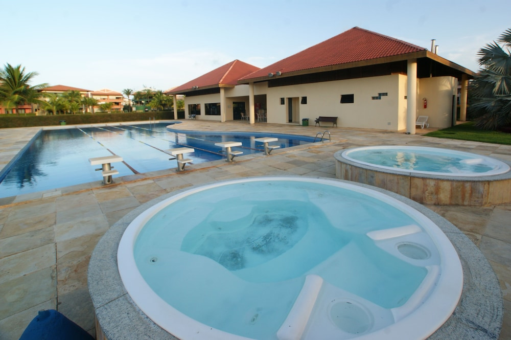 아쿠아빌 리조트(Aquaville Resort) Hotel Image 26 - Outdoor Spa Tub
