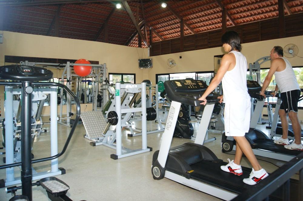 아쿠아빌 리조트(Aquaville Resort) Hotel Image 27 - Gym
