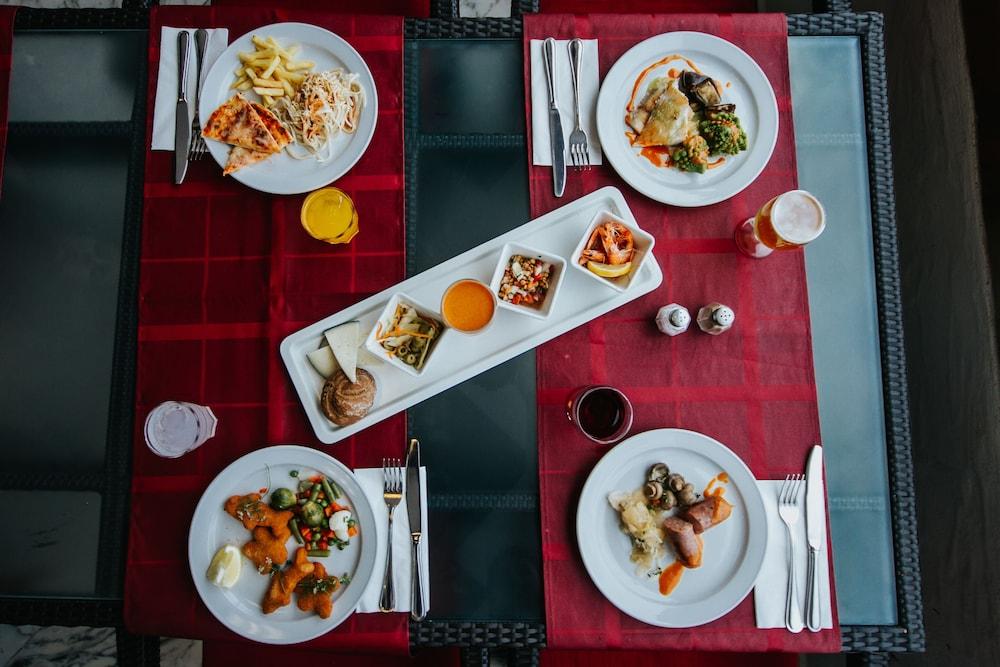 세르바투 푸에르도 아술 - 올 인클루시브(Servatur Puerto Azul - All Inclusive) Hotel Image 53 - Dining