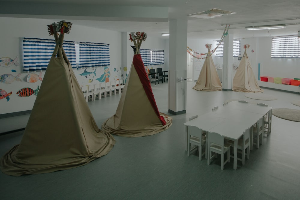 세르바투 푸에르도 아술 - 올 인클루시브(Servatur Puerto Azul - All Inclusive) Hotel Image 44 - Childrens Play Area - Indoor