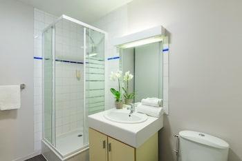 Appart'City Nantes Quais de Loire - Bathroom  - #0