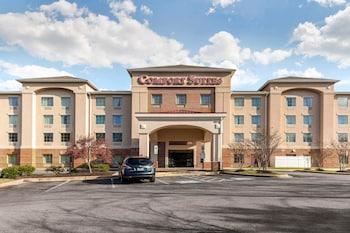 Hotel - Comfort Suites Columbia Gateway