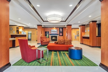 Hotel - Fairfield Inn & Suites by Marriott Worcester Auburn