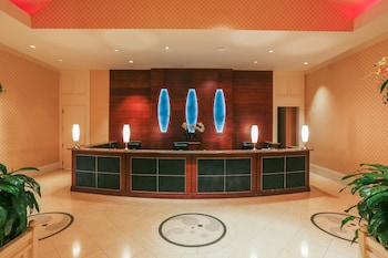 Reception at Hilton Virginia Beach Oceanfront in Virginia Beach