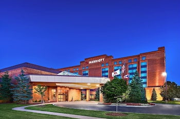 Hotel - Cleveland Marriott East