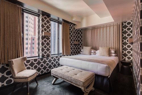 Nowy Jork (NY) - Room Mate Grace Boutique Hotel - z Wrocławia, 3 maja 2021, 3 noce