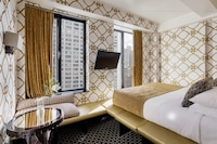 Standard King Room at Room Mate Grace Boutique Hotel in New York