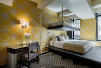 Triple Room at Room Mate Grace Boutique Hotel in New York