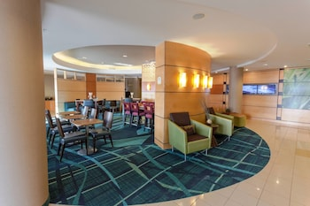 Hotel - SpringHill Suites by Marriott Boston Devens Common Center