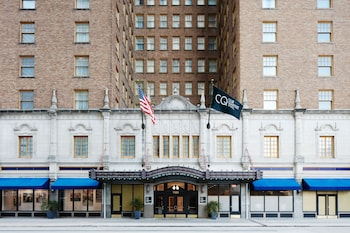 休斯頓俱樂部住宅飯店 Club Quarters Hotel in Houston