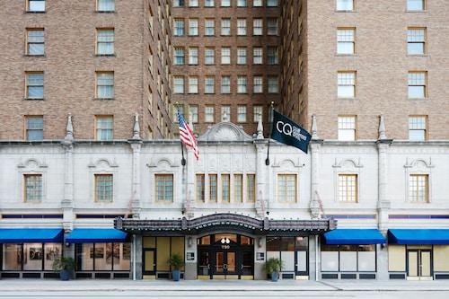. Club Quarters Hotel in Houston