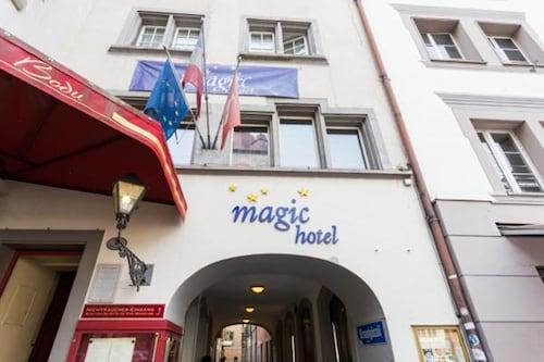 . Altstadt Hotel Magic Luzern