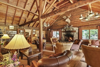 Hotel - Jenny Lake Lodge