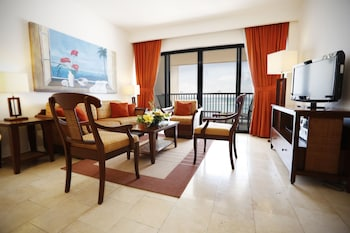 Family Villa, 2 Bedrooms, Kitchen, Beachside - All Inclusive