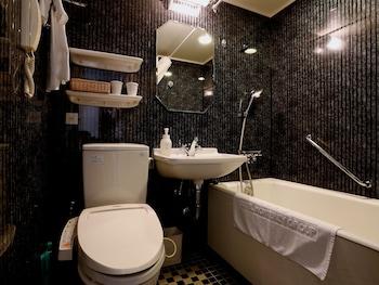 HOTEL MONTEREY GINZA Bathroom