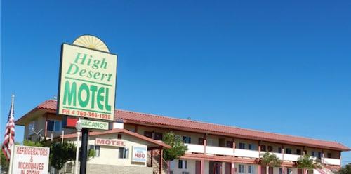 . High Desert Motel Joshua Tree National Park