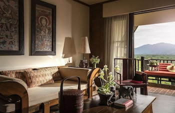 アナンタラ ゴールデン トライアングル エレファント キャンプ リゾート