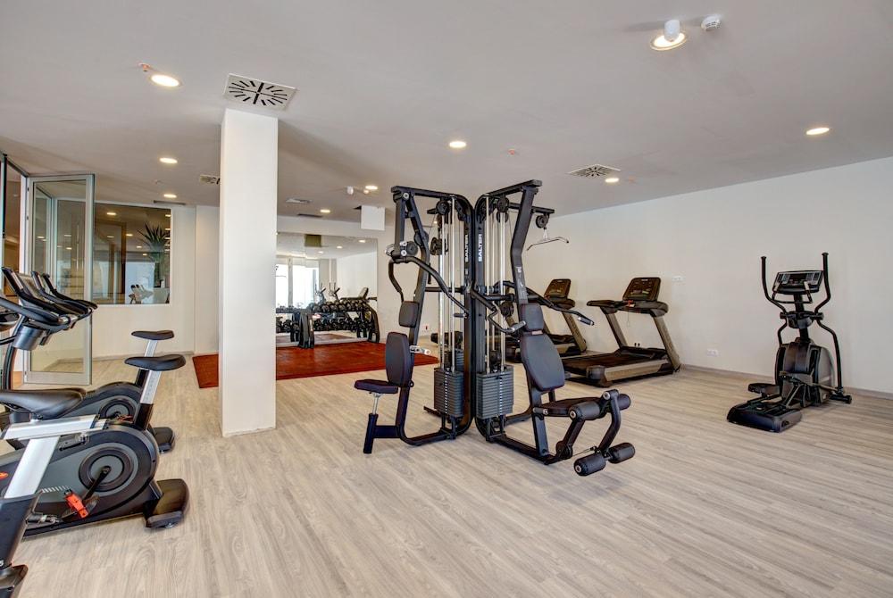SBH 막소라타 리조트(SBH Maxorata Resort) Hotel Image 20 - Gym