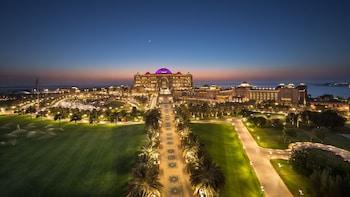 Hotel - Emirates Palace Abu Dhabi