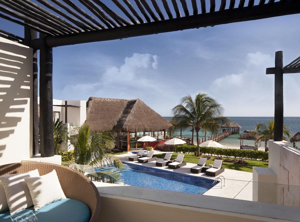 azul beach resort riviera maya gourmet all inclusive by. Black Bedroom Furniture Sets. Home Design Ideas