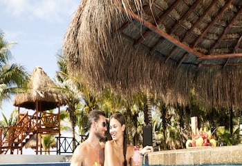 Hidden Beach Resort Au Naturel Club Gourmet All Inclusive Is A Located On KM95 Carretera Cancun Tulum Kantenah In