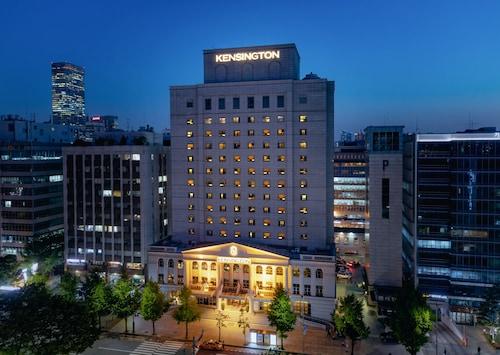 Seul - Kensington Hotel Yeouido Seoul - ze Szczecina, 30 marca 2021, 3 noce