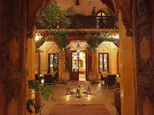 Marrakesz - La Maison Arabe Hotel, Spa and Cooking Workshops - z Warszawy, 25 marca 2021, 3 noce