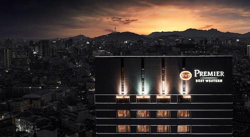 Seul - Best Western Premier Gangnam - ze Szczecina, 24 marca 2021, 3 noce